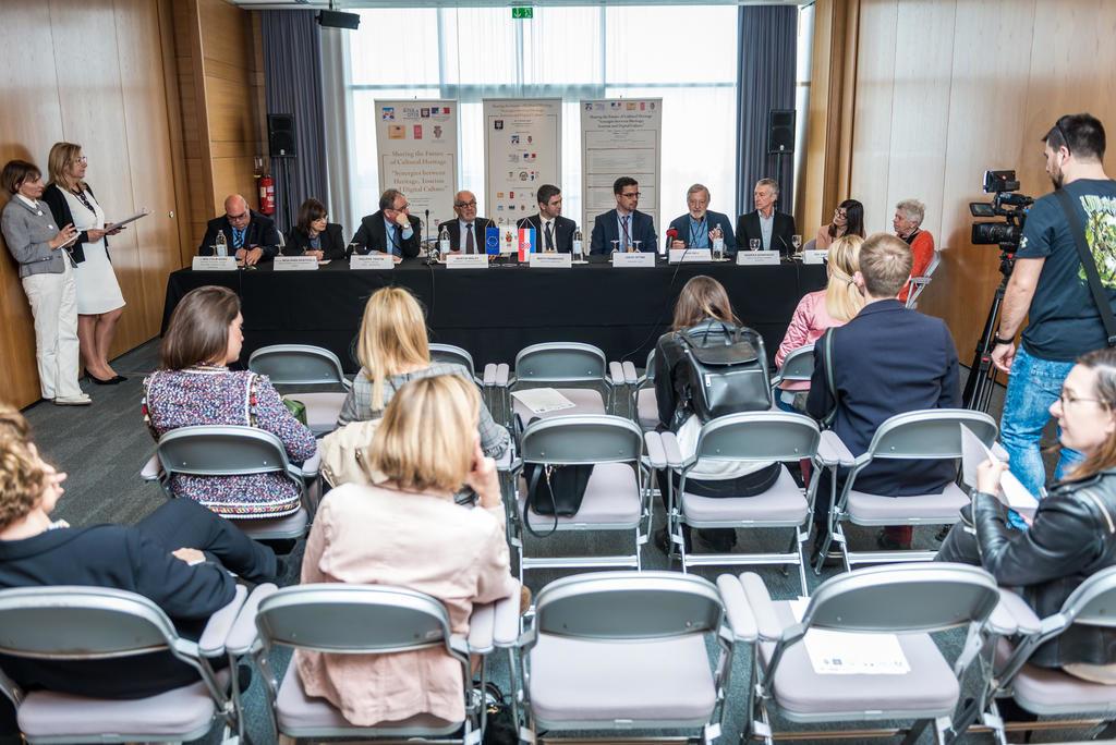 HUPG konferencija 2018. - press konferencija